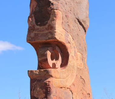 The Living Sculptures & Desert Sanctuary