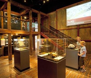Albert Kersten Mining and Minerals Museum (Geocentre)