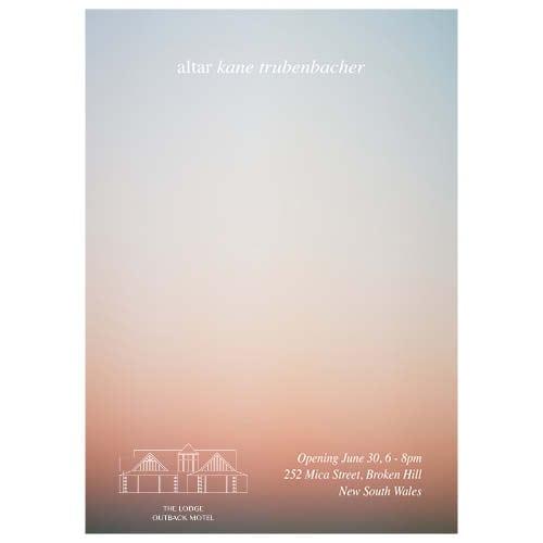 Altar | Kane Trubenbacher | Art installation