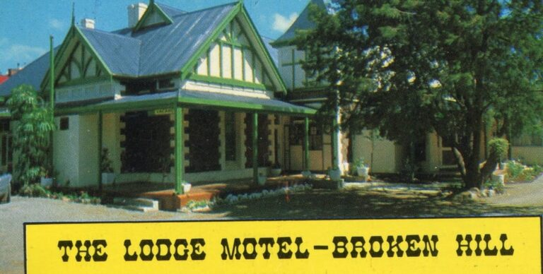 Heritage near me - The Lodge Outback Motel