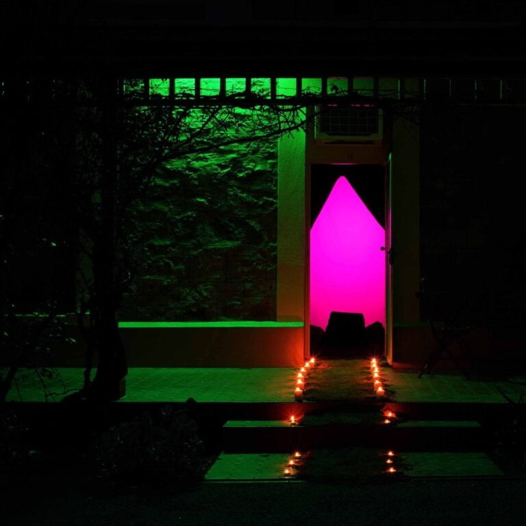 'Altar' environmental art | work by Kane Trubenbacher